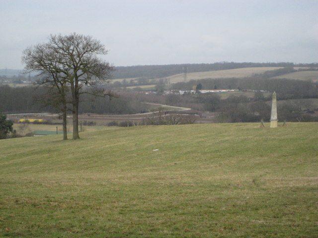 Queen Boadicea's Obelisk.