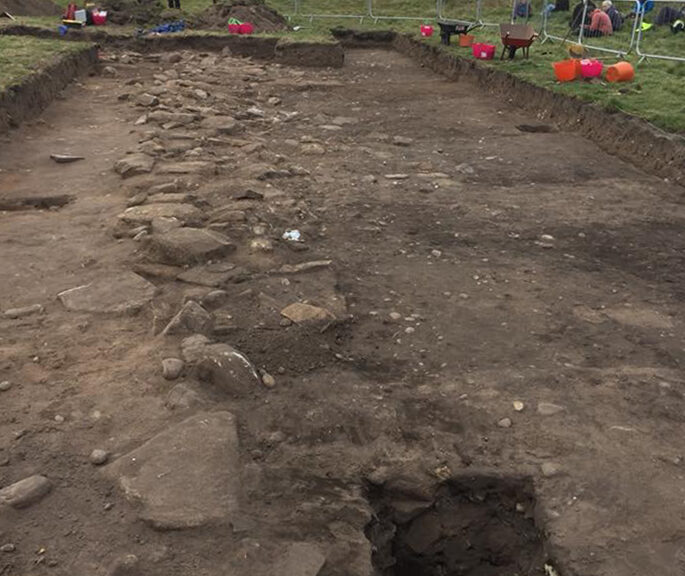 Oldest Pictish Fort Uncovered in Scotland