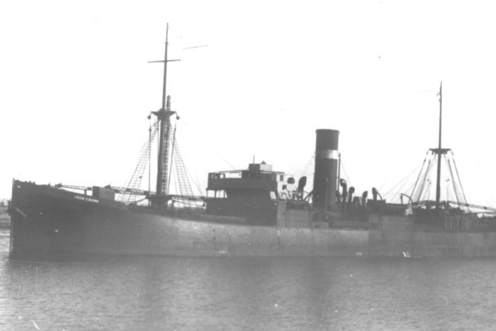 Scientists Spot Merchant Vessel Sunk During World War II