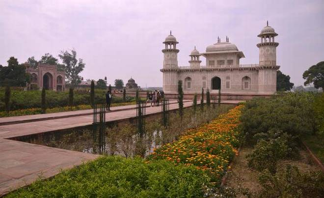 Mehtab Bagh and the Baby Taj Mahal: Mughal Gardens Restored in India