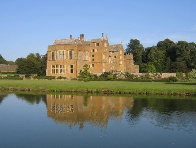 Broughton Castle.