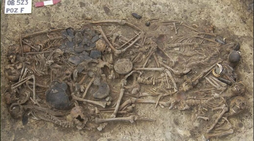 Four Families Detected in Late Neolithic Burial in Poland whose Bodies Were Buried with Care