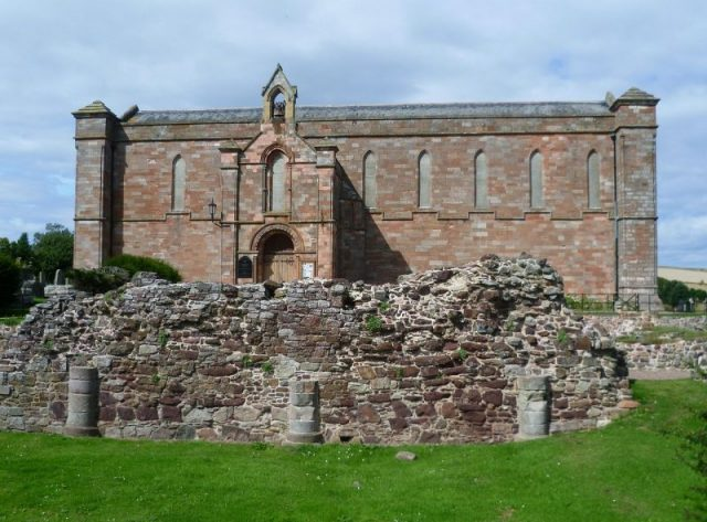 Long Lost Monastery of Dark Age Anglo-Saxon Princess Discovered in Scotland
