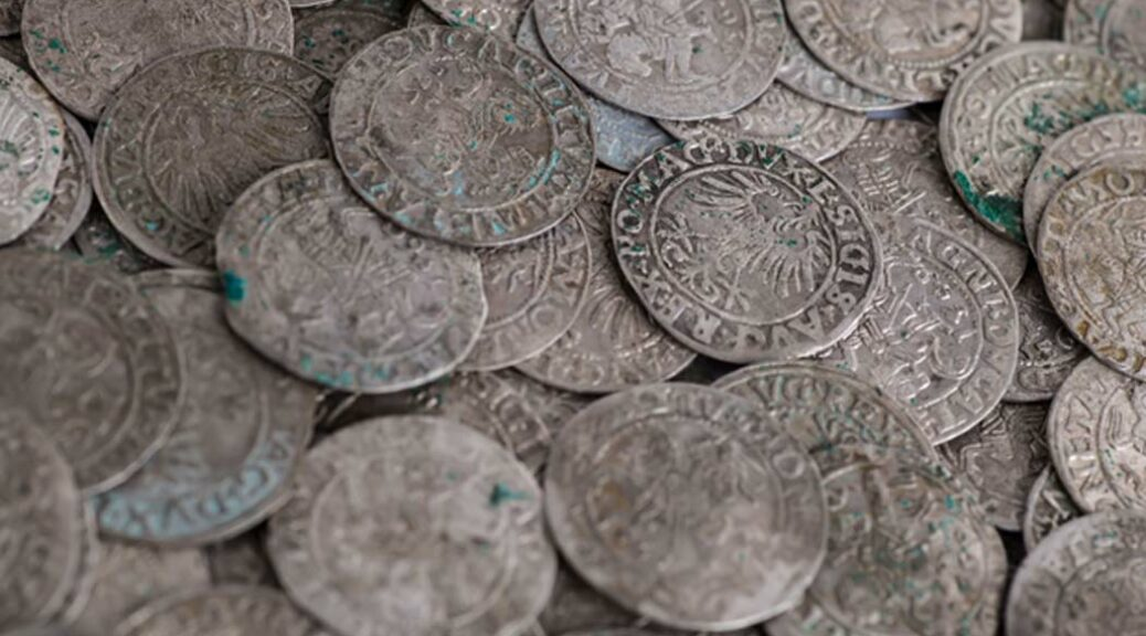 Hoard of Viking coins worth at least £500,000 found during police raids