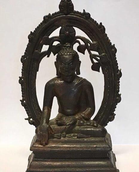 Stolen 12th century Indian Buddha statue found in London