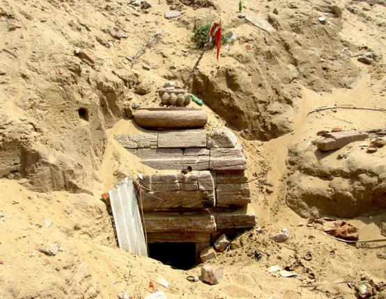 1,200 Year Old Temple Found Buried In Odisha Sand