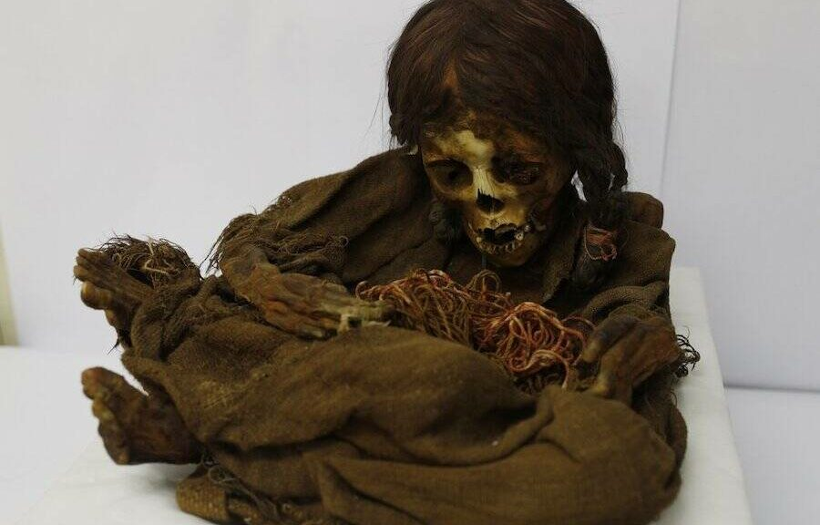 500-Year-Old Incan 'Princess' Mummy Finally Returned To Bolivia After 129 Years