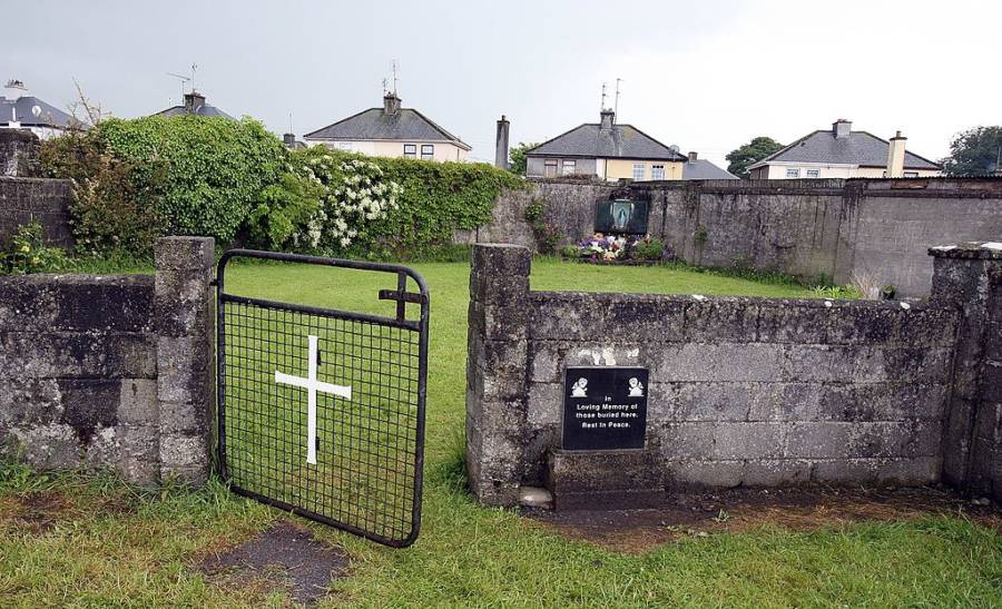 The Catholic church is 'shocked' at the hundreds of children buried at Tuam. Really?