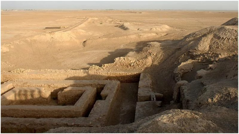 The First City in Recorded History