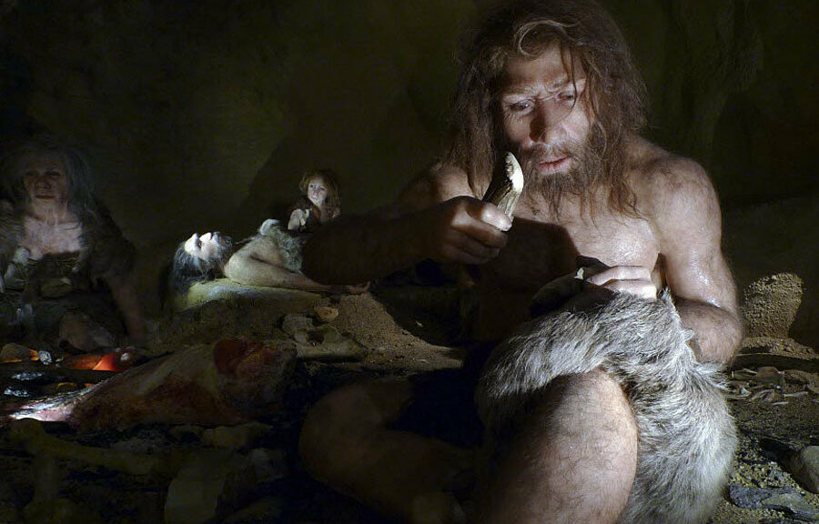 What Discovery of Oldest Human Poop Reveals About Neanderthals' Diet